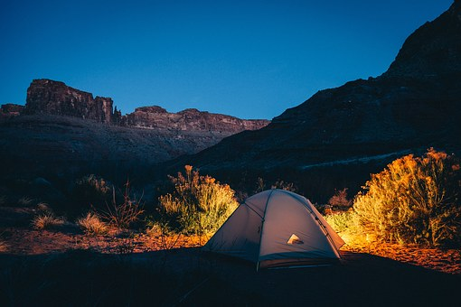 Camping and Oral Hygiene